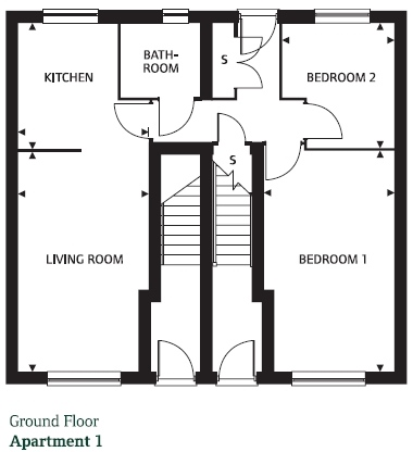 Ground Floor (plot 40)