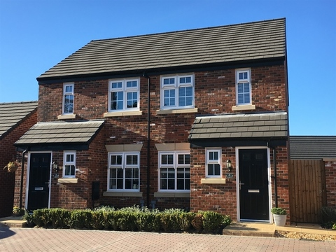 2 bedroom terraced house for sale