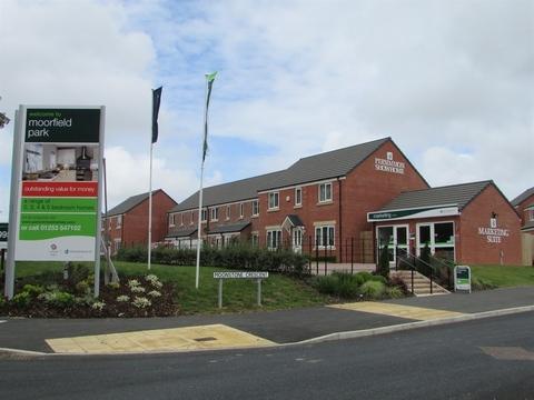 Poulton Industrial Estate, Lancashire FY6