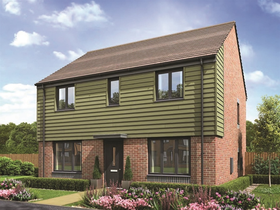 New Build Homes Lawley Telford
