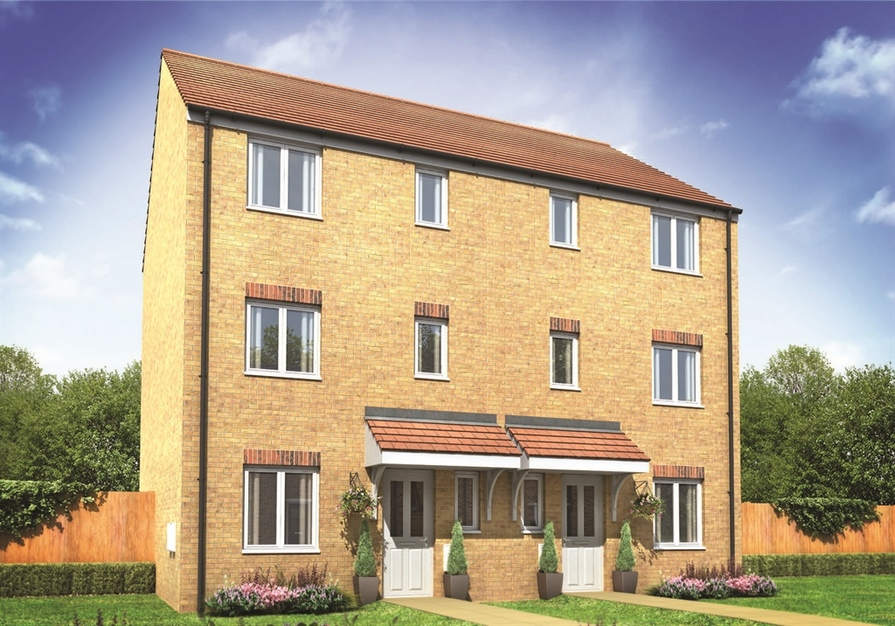 Wondrous 4 Bedroom House In Coventry New Houses For Sale Newhouses Home Interior And Landscaping Transignezvosmurscom