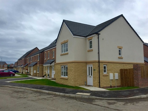 South Shore Phase 2 in Blyth
