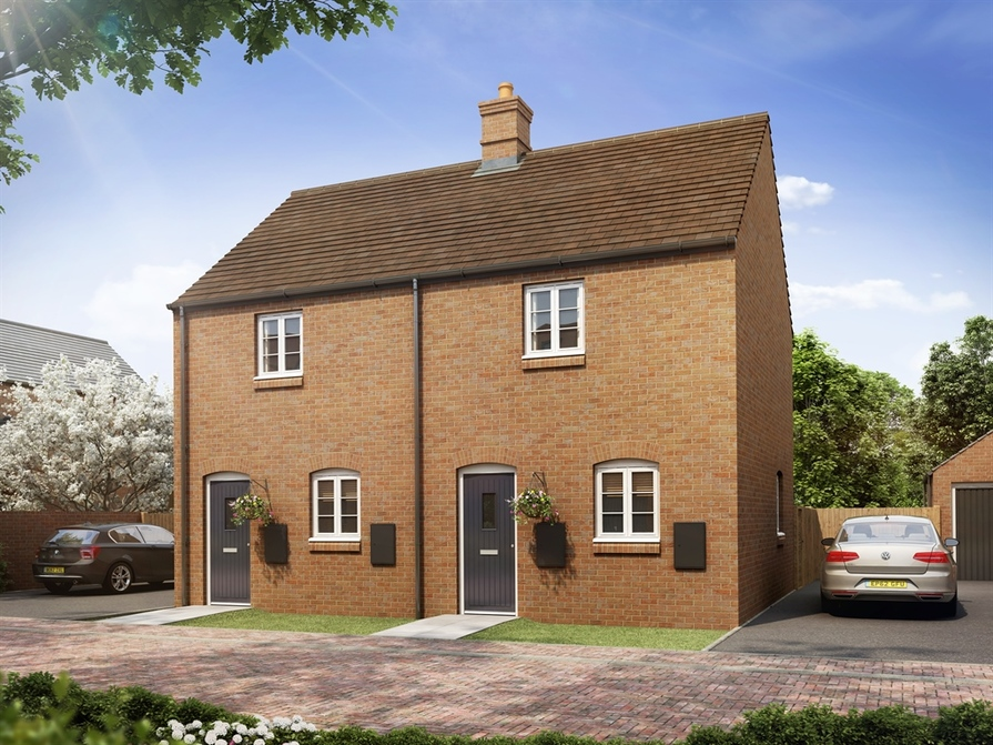 New Home Builders Northamptonshire