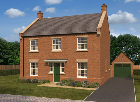 Bramham - Plot 27