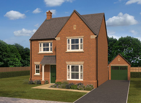 Ashbourne - Plot 34