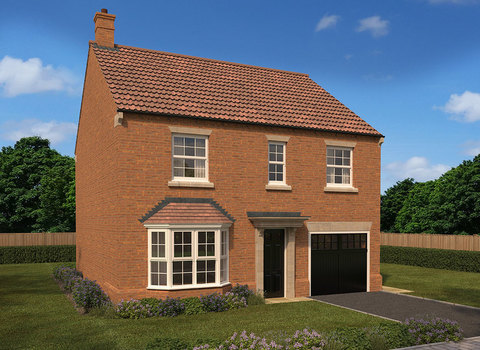 Barrington (Plot 28) - Plot 28