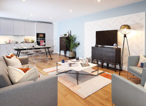 Studio flat for sale