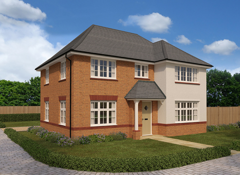 Shaftesbury (Plot 12) - Plot 12