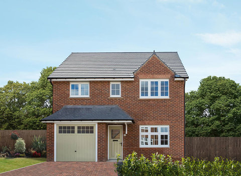 Shrewsbury (Plot 91)