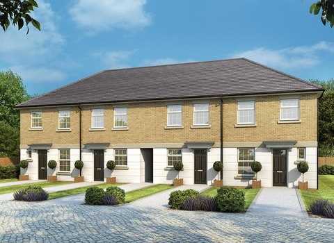 Porchester Grand (Plot 34)