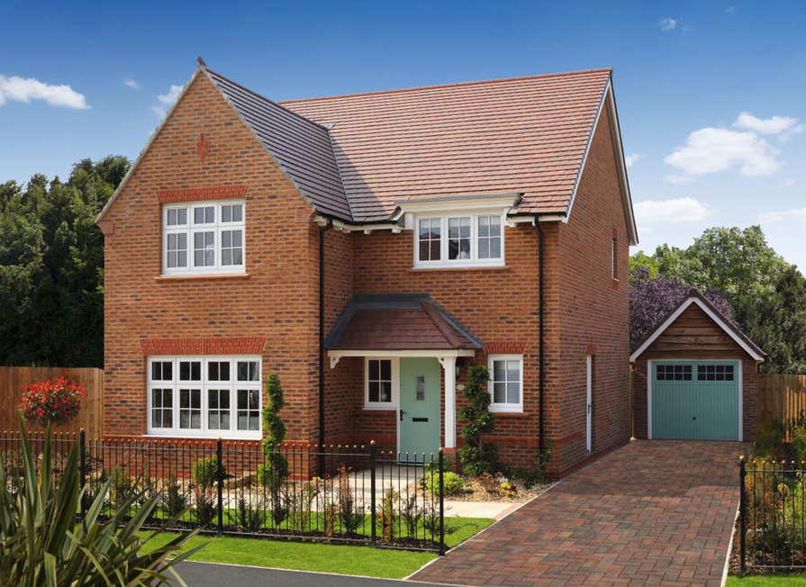 4 bedroom house in oldham new homes