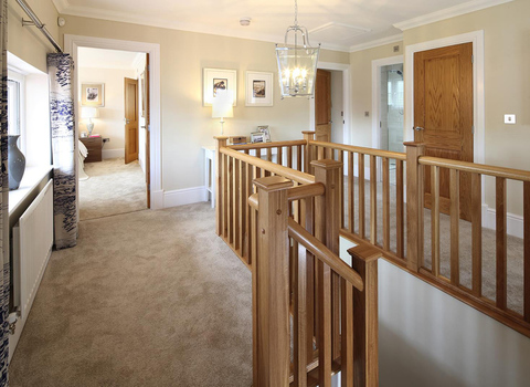Oak View, Burcote Park in Towcester