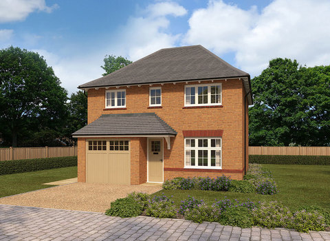 Shrewsbury (Plot 157)