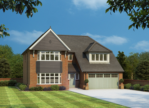 Marlborough - Plot 38