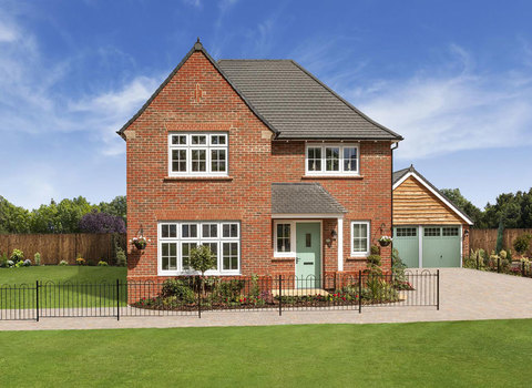 Cambridge (Plot 84) - Plot 84