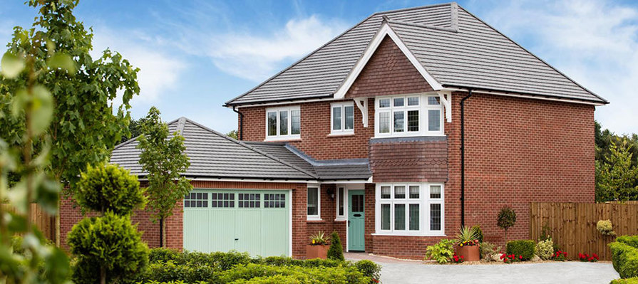 Great New Homes From Redrow Homes Starting From With Regency Gardens