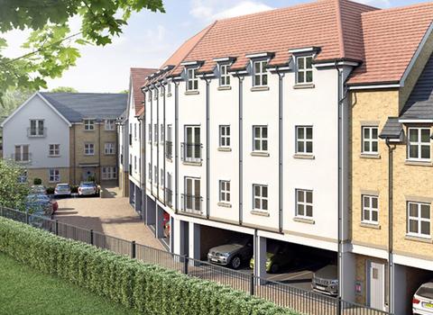 Plot 1101 Monarch Apartment Type 6