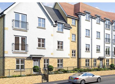 Plot 1303 Monarch 2 Bedroom Apartment Type 16