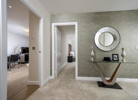 Plot 1205 Monarch Apartment Type 10