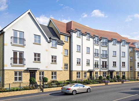 Plot 1306 Monarch Apartment Type 15 - Plot 1306