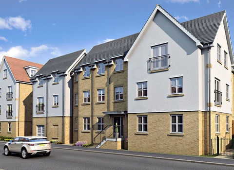 Plot 2103 Sovereign Apartment Type 14 - Plot 2103