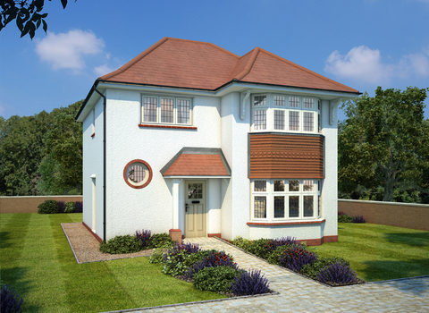 Leamington (Plot 161) - Plot 161
