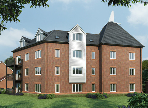 Oast Apartments 1 (Plot 5)