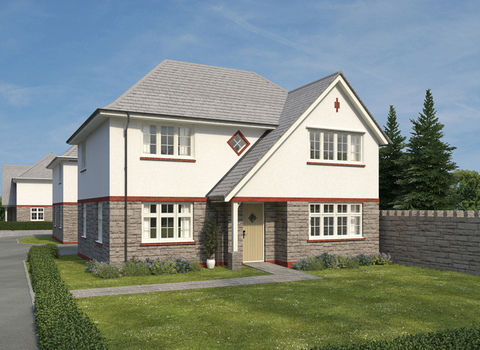 Shaftesbury (Plot 57) - Plot 57