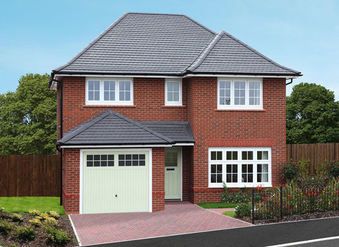 Windsor + (Plot 131) - Plot 131