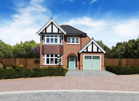 Worcester (Plot 424) - Plot 424