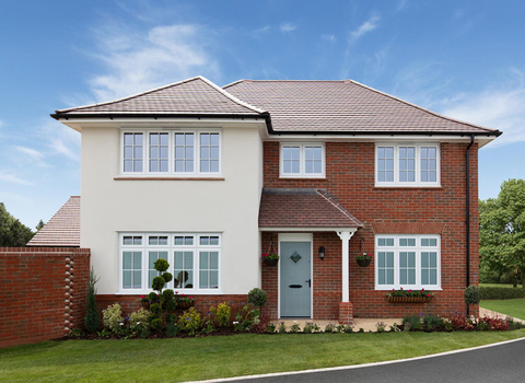 Shaftesbury - Plot 143