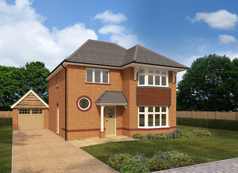 Leamington - Plot 133