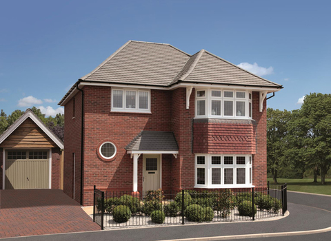 Leamington - Plot 39