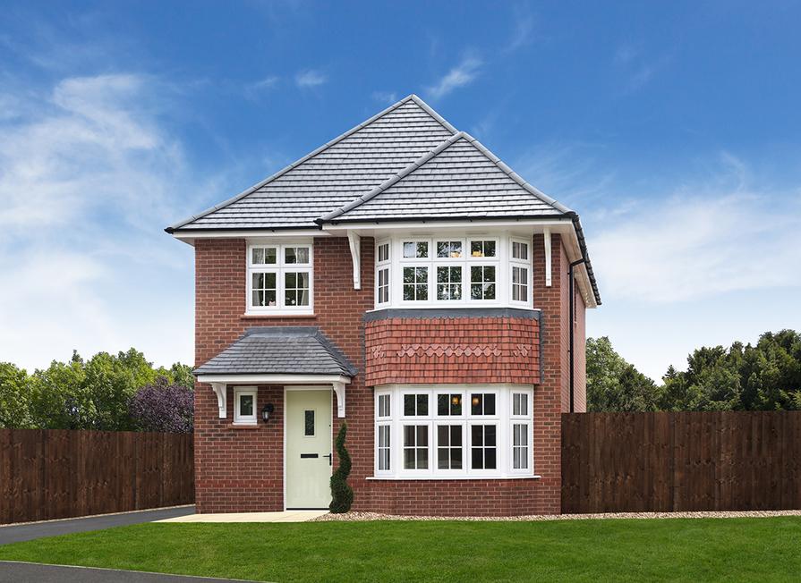 4 Bedroom House In Sittingbourne New Homes