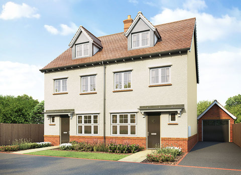 4 bedroom semi detached house for sale