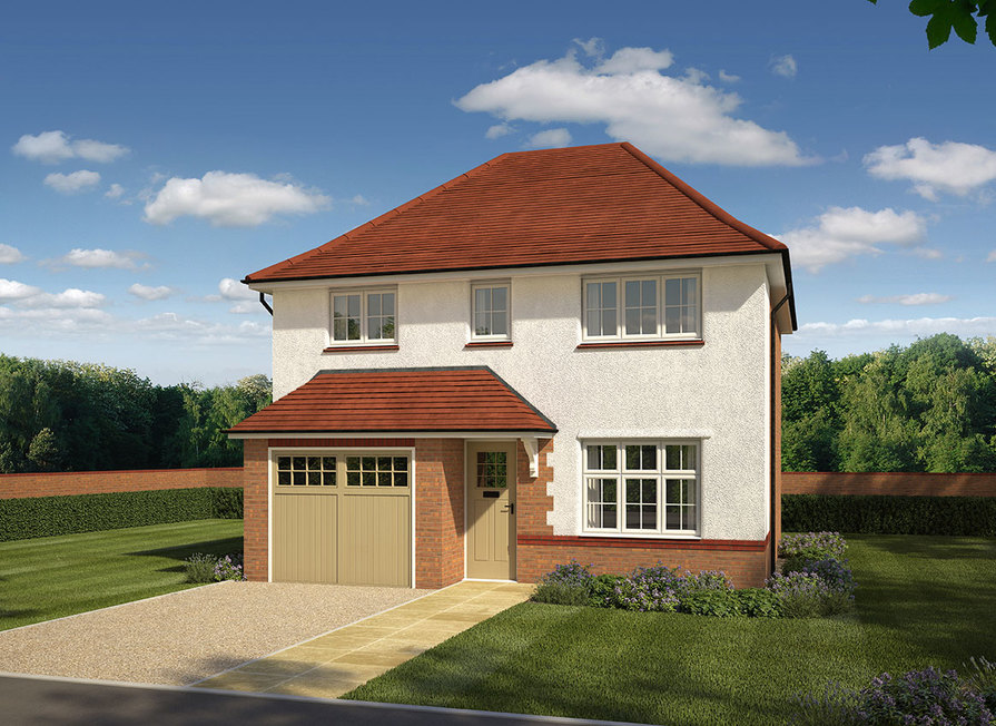 4 Bedroom House In Dunkirk New Homes