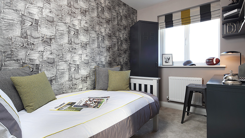 Priced At £4848 With 48 Bedrooms Mews The Burlington Plot 48 Inspiration Burlington Bedrooms