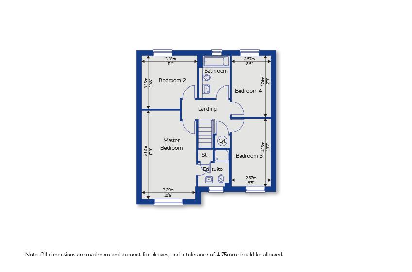 Affordable New Homes Preston