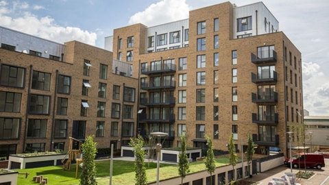 Bow River Village in Bromley-by-Bow