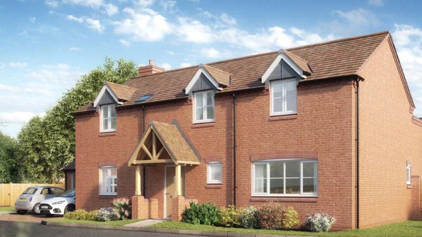 Spitfire Bespoke Homes In Solihull, West Midlands