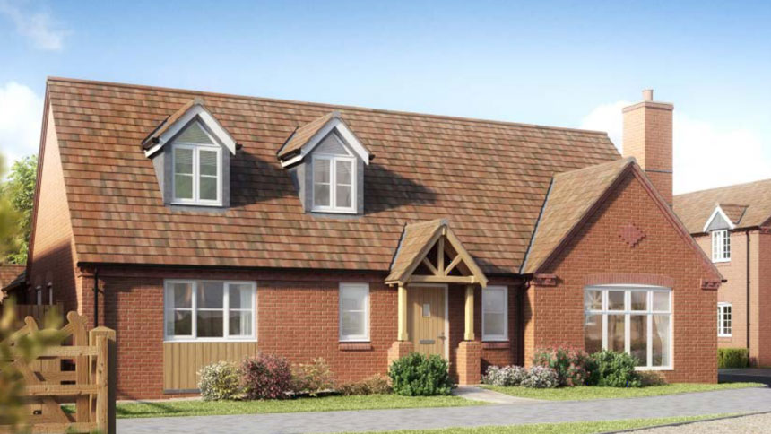 Ashwood In Solihull Houses By Spitfire Bespoke Homes