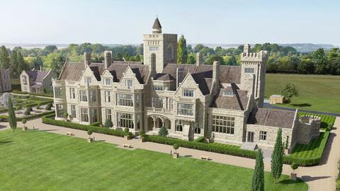 Haseley Manor in Warwick