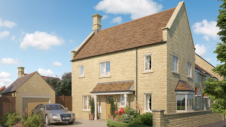 Spitfire Bespoke Homes In West Midlands
