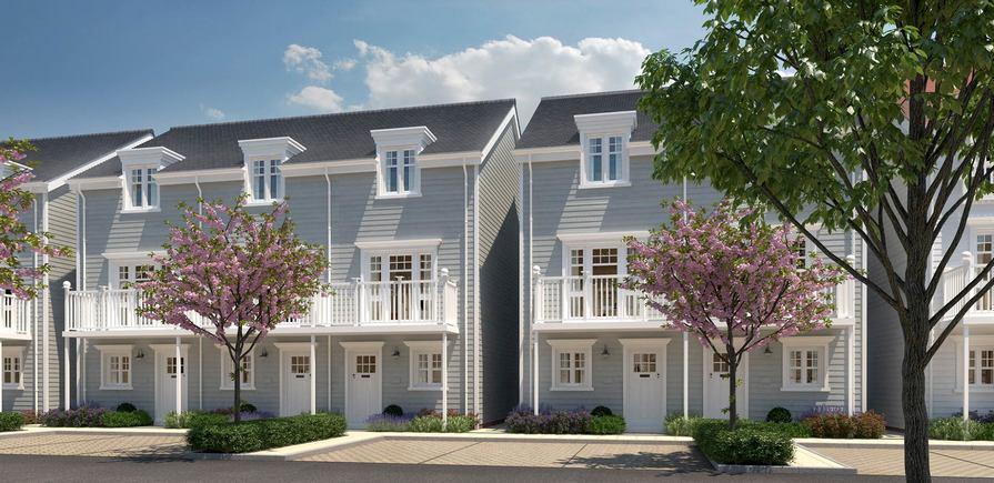 St Edward, Green Park Village, Exterior, Property 14-17