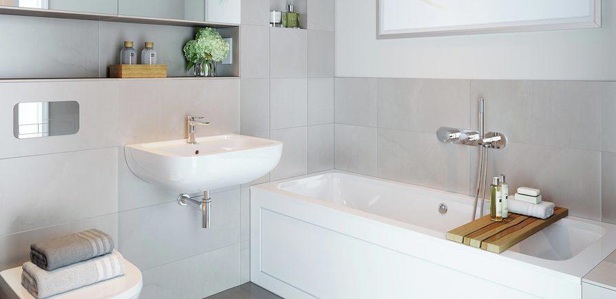 St Edward, Green Park Village, Interior, Bathroom