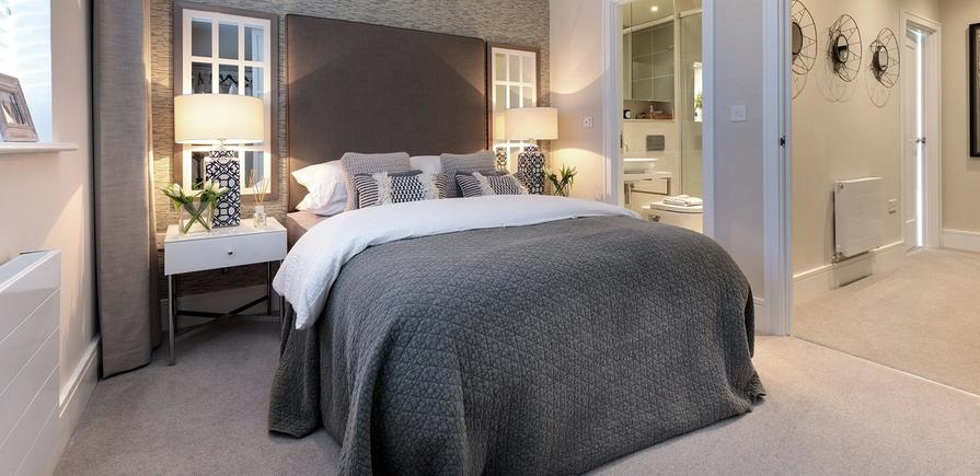 St Edward, Longwater Reach, Interior, Bedroom 2
