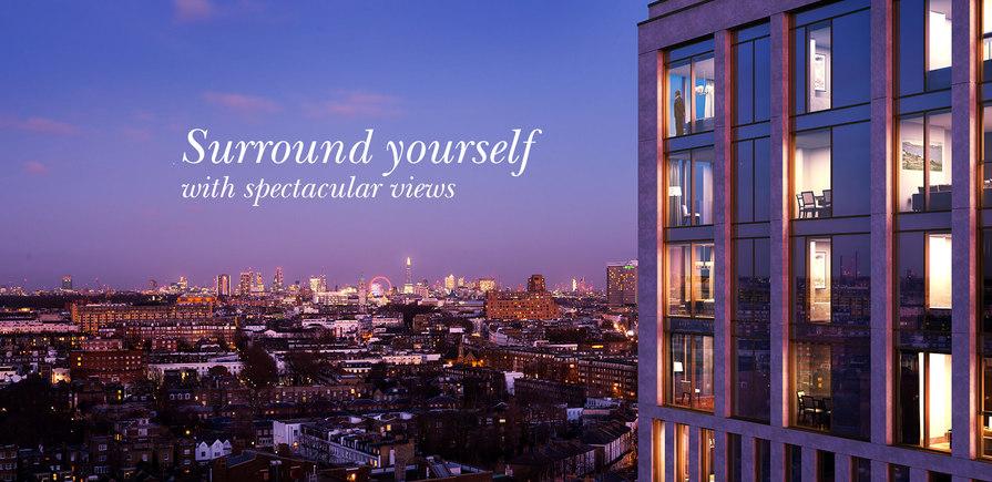 St Edwards, Kensington Row, Surround Yourself