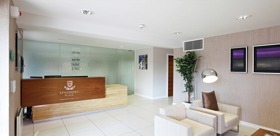 St Edward, Stanmore Place, Concierge, Residents Facilities