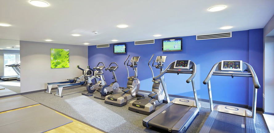 St Edward, Stanmore Place, Residents Only Gym, Residents Facilities