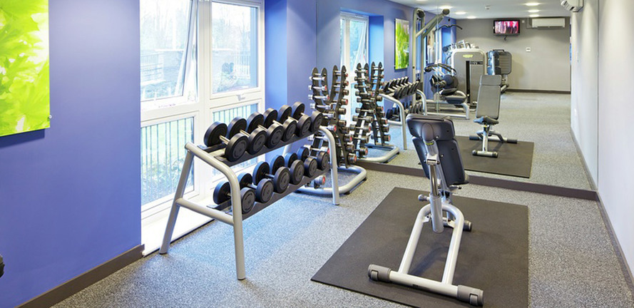 St Edward, Stanmore Place, Residents Only Gym, Equipment, Residents Facilities